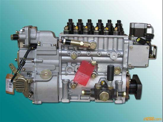 重汽柴油泵内部结构图