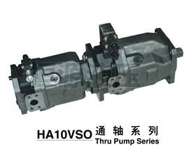 HA10VSO/31通轴系列